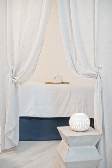 table massage so well institut canet